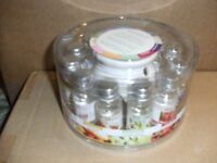 FRAGRANCE OIL BURNER GIFT SET (New & Boxed)