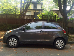 2010 Toyota Yaris Hatchback 8200$ TO SELL ASAP