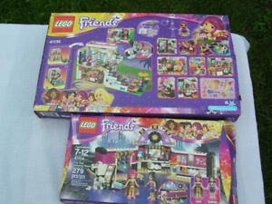 Lego Friends # 41135 and # 41104