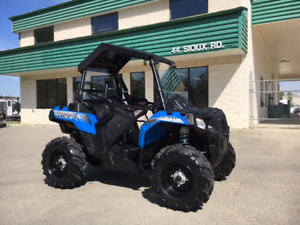 BLOWOUT!!! 2015 Polaris ACE 570 LOW KMS! only $59 bi-weekly!!