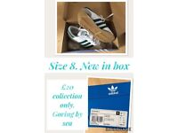 Size 8 new in box adidas