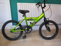 """GREAT BOYS 16"""" BIKE..AVIGO REEON.IN GREAT CONDITION,ALL FULLY WORKING,READY TO RIDE AWAY."""