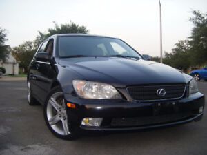 2003 Lexus IS Sedan