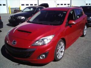 2010 Mazda Mazdaspeed3 SPEED3!FULLY LOADED!ALLOYS!FULLY CERTIFIE