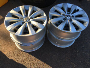 VW Tire Rims
