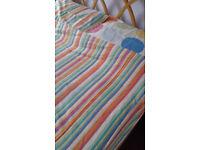 Stripes/Spots Double Bed Set