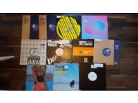 Olskool piano/house/rave 90s classic vinyl records