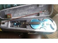 rainbow company full size violin with bow