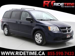 2013 Dodge Grand Caravan SXT - 2nd  3rd Row Stow-N-Go