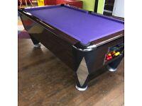SAM Pool Table