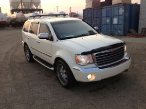 2008 Chrysler Aspen Limited SUV, Crossover