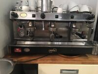 Coffee machine comercial