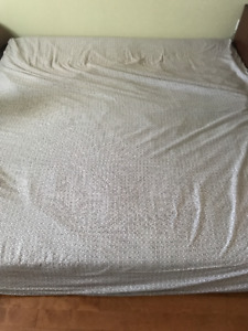 King Size Mattress with Cover