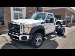 2013 Ford F-550 XL DRW  **MOTEUR À GAZ**90KM**