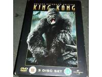 King Kong DELUXE EDITION Triple DVD