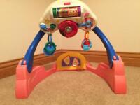 Sounds and lights Baby gym