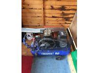 Draper 50l air compressor (spares or repairs)