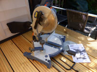 ELECTRIC COMPOUND MITRE SAW