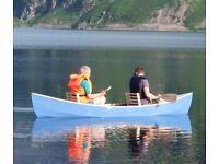 Waterman 13 Selway Fisher design canoe.