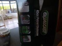 Qualcast Bosh 18 inch Petrol chainsaw new in box