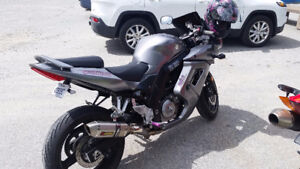 Trading my 2009 SV 650 for.....