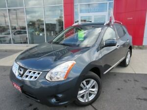 2012 NISSAN ROGUE SV FWD CAMERA HEATED SEATS ALLOYS BLUETOOTH SP