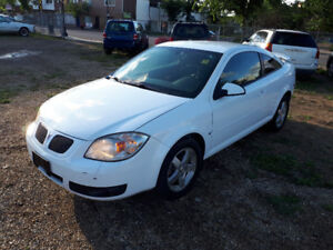2007 PONTIAC G5 - Coupe (2 door) - LOW MILEAGE  ONLY 144000km