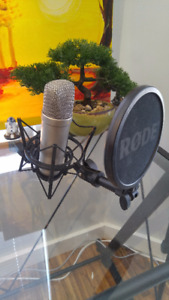 Rode NT1A Vocal Condenser Microphone - PRICE FIRM