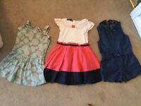 Ted baker girl dresses 5-6 years