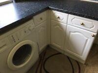almost new washing machine Bosch classic 1200 express