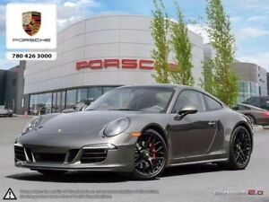 2015 Porsche 911 Certified Pre-owned | Premium PLUS PKG | RARE G