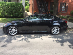 2012 Lexus IS Full Berline