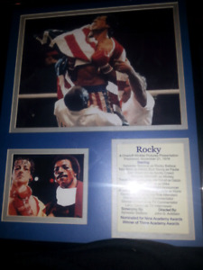 ROCKY Collectible Memorabilia