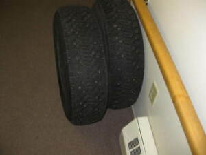 Here's Your Winter Snow Tires $80