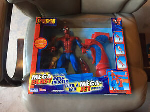 Spiderman toy brand new