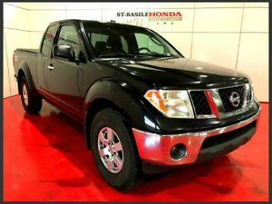 Nissan Frontier NISMO 4X4 + MAGS + COUVERT BOITE 2008