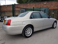 Rover 75 Diesel Automatic Connoisseur 2.0 Auto , Only 67,000 Miles! Full Mot, Service History, £1795