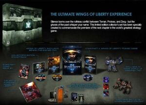 Looking for Starcraft 2: Wings of Liberty Collector's Edition