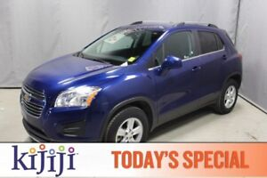 2016 Chevrolet Trax AWD LT Heated Seats,  Bluetooth,  A/C,