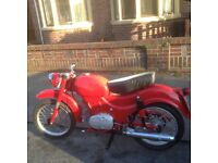 2 Moto Guzzi Zigolo's 98cc & 110cc. May PX for modern bike up to 125cc Blackpool, Lancashire