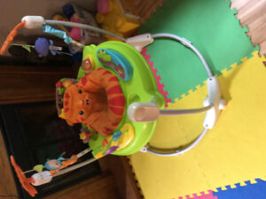Fisher Price Jungle Theme Jumperoo