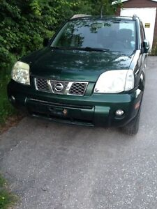 2005 NISSAN X-TRAIL SE 1.000 AS IS