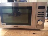 DeLonghi combo microwave
