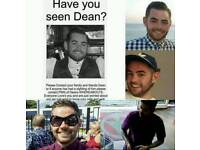 Please Help Find Dean Mcilwaine If You Have Any Information Please Contact Me