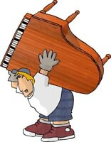 I need a Piano moved this week! Can you do it?