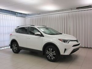2017 Toyota RAV4 ENJOY THIS SPECIAL OFFER!!! LE AWD SUV w/ HEATE