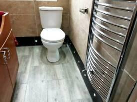 Modern En-suite studio flat HD1