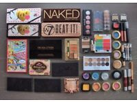 Selling My HUGE Eye-shadow Collection - TOO FACED, URBAN DECAY, THE BALM etc. Some of them BRAND NEW