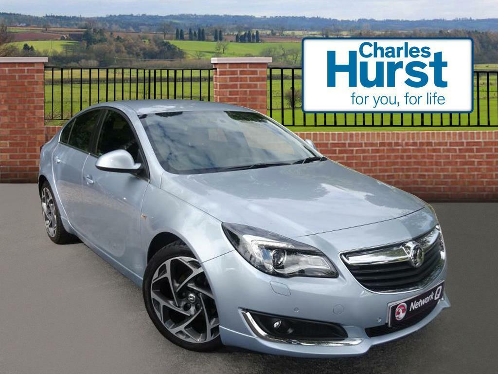 Vauxhall Insignia LIMITED EDITION CDTI ECOFLEX S/S (silver) 2016-02-19
