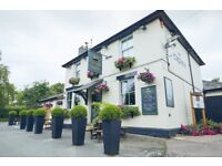 Senior Sous Chef needed for beautiful Country Pub in Aston End / Stevenage.